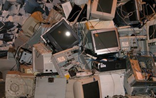 Electronic waste disposal