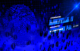 Password login screen (creating remembering strong passwords)