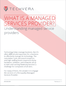 What is a Managed Services Provider?