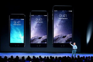 iPhone clocks