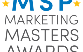 Intronis MSP Marketing Masters Awards 2016 Logo