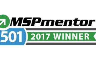 2017 MSPmentor 501 Badge