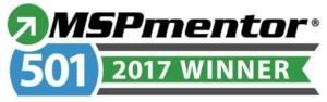 2017 MSPmentor 501 Badge