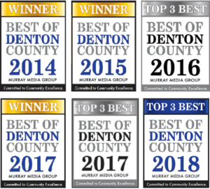 Best of Denton County 2018 compilation