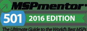 MSP 501 2016