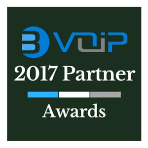 bVoip 2017 partner awards
