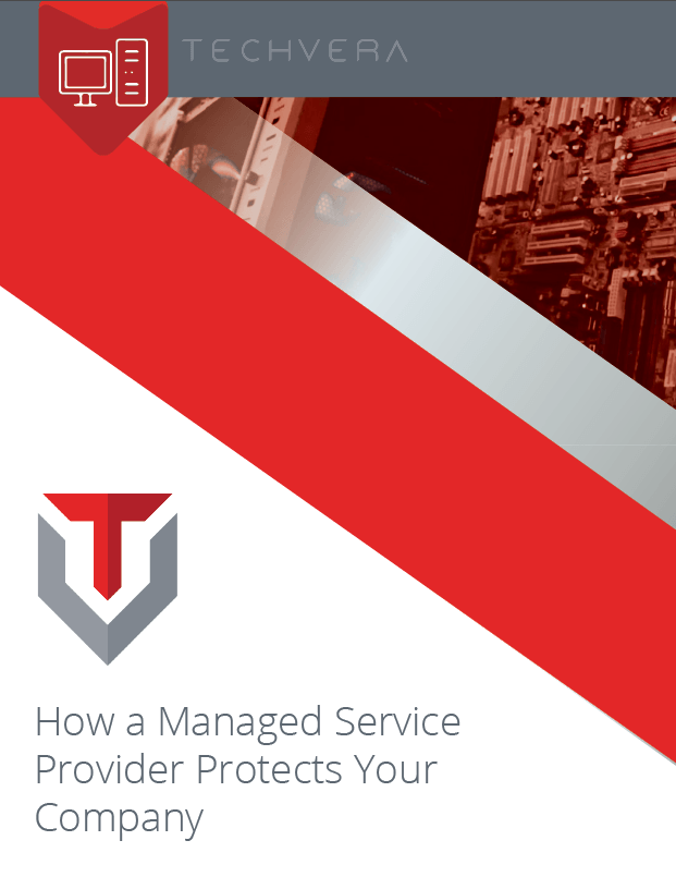 How a Managed Service Provider Protects Your Company