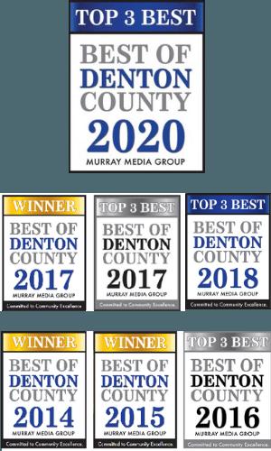 Best of Denton County Awards