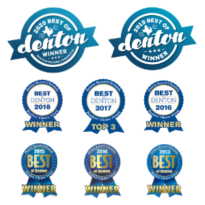 Best of Denton Awards