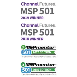 MSP 501 Awards